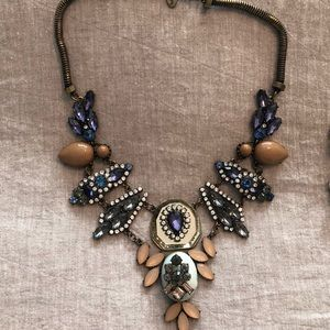Costume necklace Saks fifth